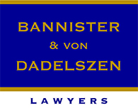 Bannister and von Dadelszen - lawyers in Hawkes Bay