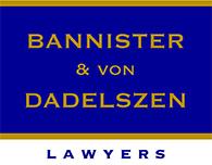 Bannister & von Dadelszen